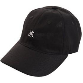 【Super Sports XEBIO & mall店:帽子】リネン刺繍キャップ TABI 897PA9ST1726 BLK