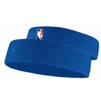 ナイキ バスケットボール アクセサリー ナイキ ヘッドバンド NBA NB1001 471 F ラッシュブルー