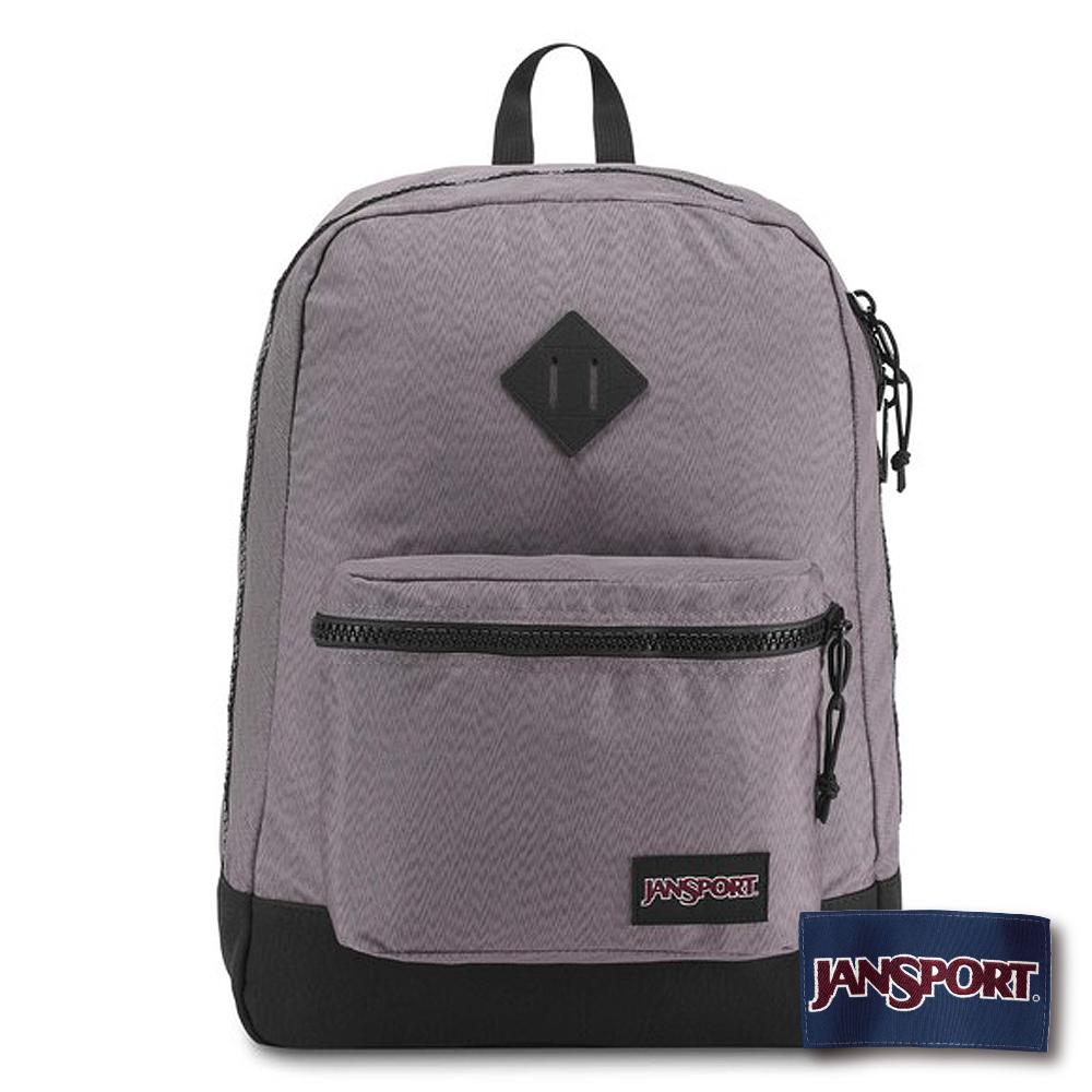JANSPORT SUPER FX 系列後背包 -灰色領域