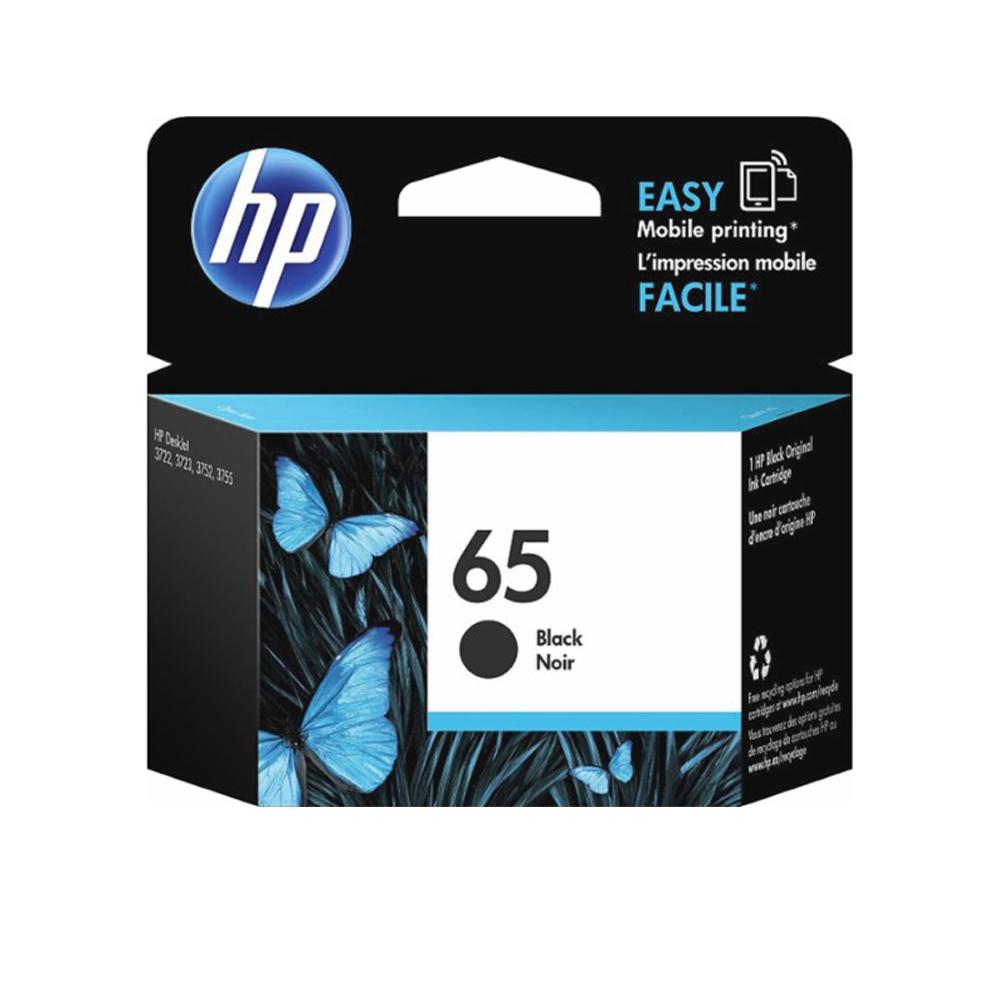 HP N9K02AA(NO.65)黑色墨水匣