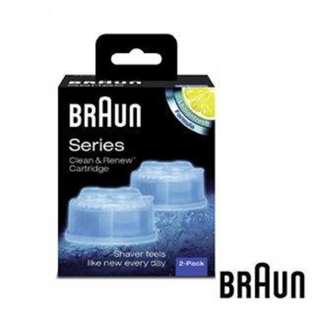德國百靈braun匣式清潔液 ccr22入裝 / 盒