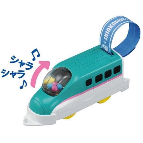 《TAKARA TOMY》PLARAIL鐵道王 寶寶  E5系新幹線 東喬精品百貨