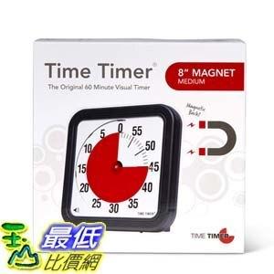 [7美國直購] Time Timer 磁吸式 8 Inch 時間定時器 Time Timer Original MAGNETIC 8 inch; 60 Minute Visual Timer