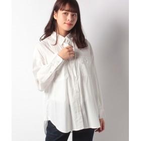 【60%OFF】 テチチ Techichi TERRASSE ローンBIGシャツ レディース オフ F 【Te chichi】 【タイムセール開催中】