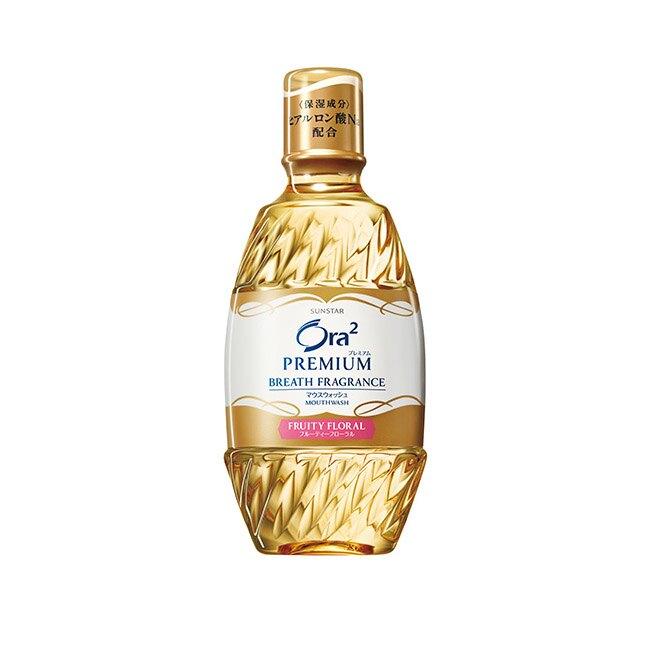 Ora2極緻香水漱口水-玫瑰果香360ml