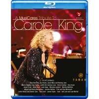 向卡洛金致敬演唱會 MusiCares Tribute to Carole King (藍光Blu-ray) 【Evosound】