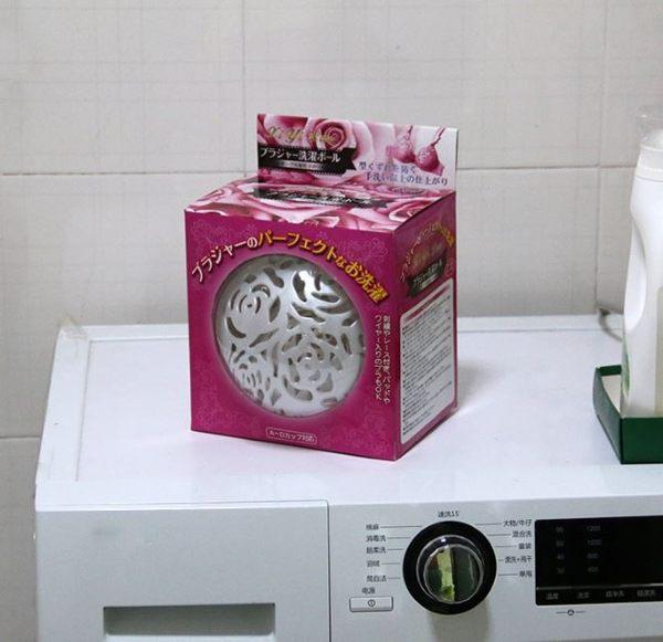 日式內衣洗護球 / 胸罩保護洗衣球 / 無附盒