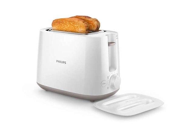 ♣適合烘烤各類麵包 ♣8段電子烘烤微調(1-8段,含解凍功能) ♣一次完成再加熱、解凍