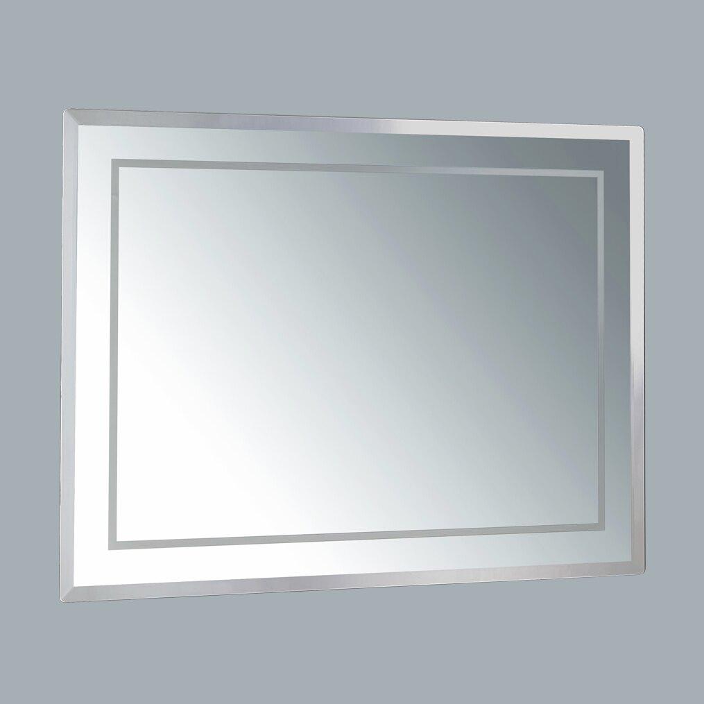 HCG無鉛無銅環保典雅化妝鏡800x600mm /BA4573