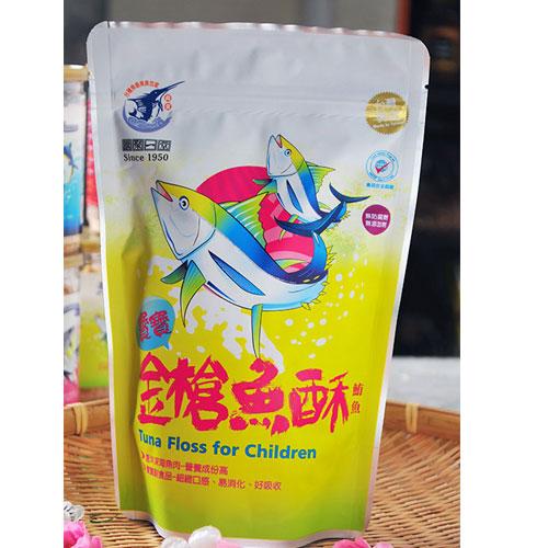 [任選]【丸文食品】丸文寶寶魚酥220g*3包