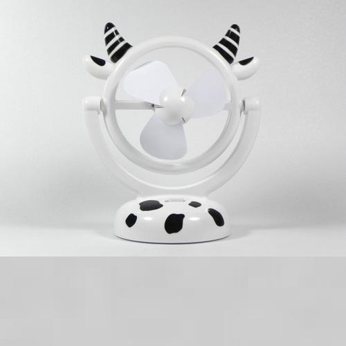 可愛動物系列USB風扇 買一送一