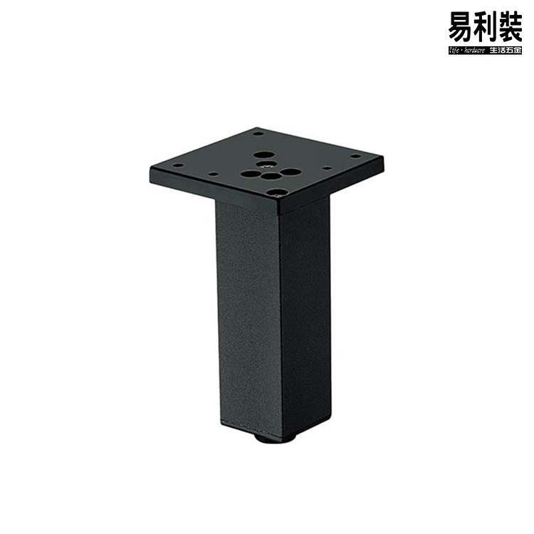 桌腳 f35_7cm (黑色) diy 櫥櫃腳 餐桌腳 鞋櫃腳 輔助腳 沙發腳