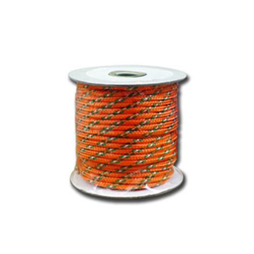 outdoorbase多功能強力螢光營繩/直徑5mm/長度20m-28439