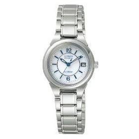 シチズン CITIZEN コレクション CITIZEN COLLECTION エコ・ドライブ レディス 腕時計 fra36-2202 シルバー ホワイト 白 おしゃれ ポイント消化