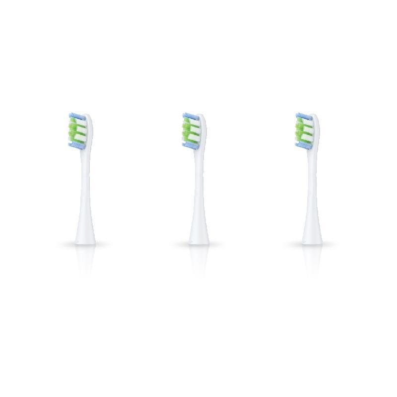 智能聲波電動牙刷-P1S6標準鑽石型牙刷組
