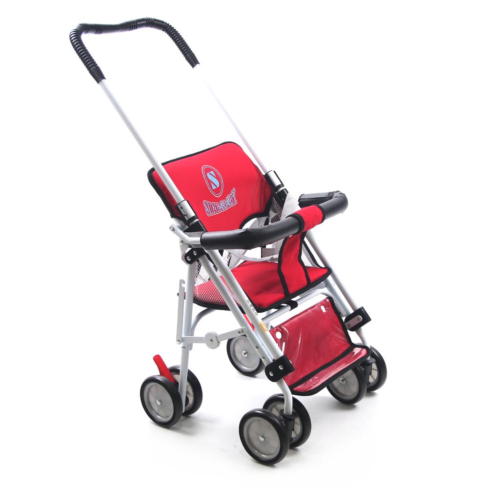 SUNLAI Baby 輕便型推車(可變座椅)-紅