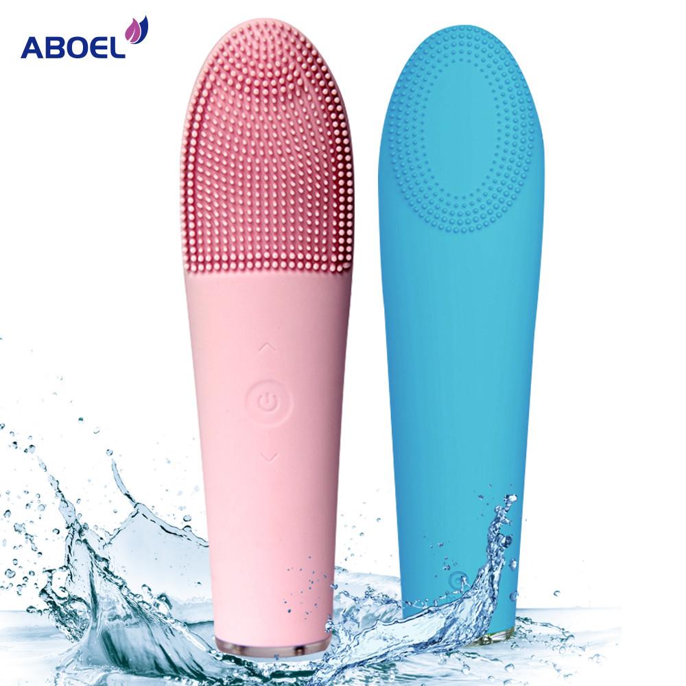 aboel 聲波熱能雙效溫感按摩洗臉機 (abb620)