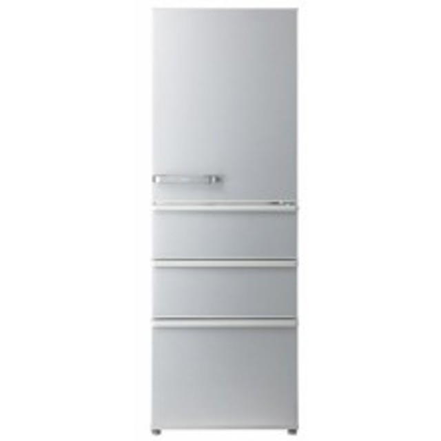 AQUA 冷凍冷蔵庫 AQR-36H-S [ミスティシルバー]