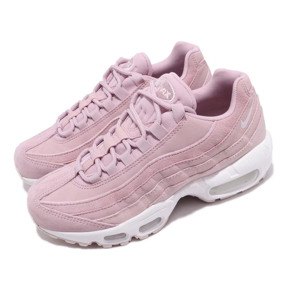 NIKE 443503 Air Max 95 PRM 女鞋 運動 復古球鞋 小粉鞋 穿搭 粉 裸色 [807443-503]