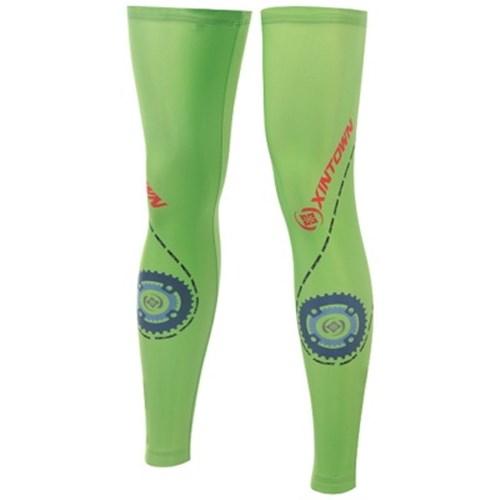自行車腿套防曬腿套-彈性透氣親膚舒適單車運動用品73fn59【米蘭精品】