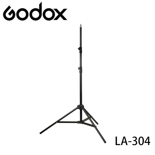 ◎相機專家◎ Godox 神牛 LA-304 200cm 鋁材燈架 柔光燈架 閃光燈架 攝影燈架 LA304 公司貨