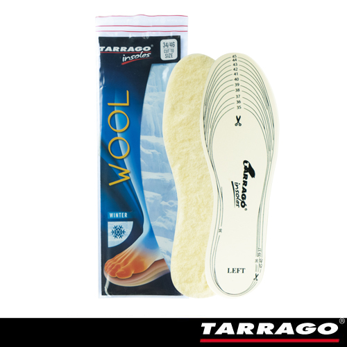 【TARRAGO塔洛革】純羊毛鞋墊(全尺寸可自行剪裁)-保暖鞋墊   羊毛鞋墊    保暖鞋墊推薦