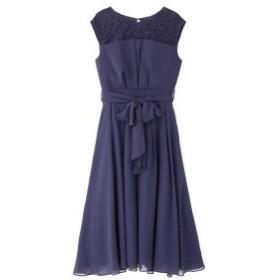 プロポーションボディドレッシング(PROPORTION BODY DRESSING)/《Lou Lou Fee》デコルテレースドレス