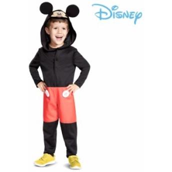 ディズニー ミッキーマウス コスチューム ドレス ハロウィン キッズ 子供 男の子 仮装 コスプレ タキシード 帽子 2点セット