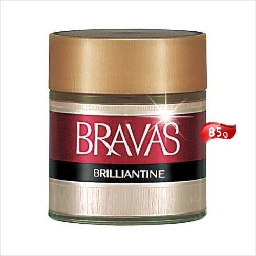 日本資生堂BRAVAS白朗士髮油-85g [23336]