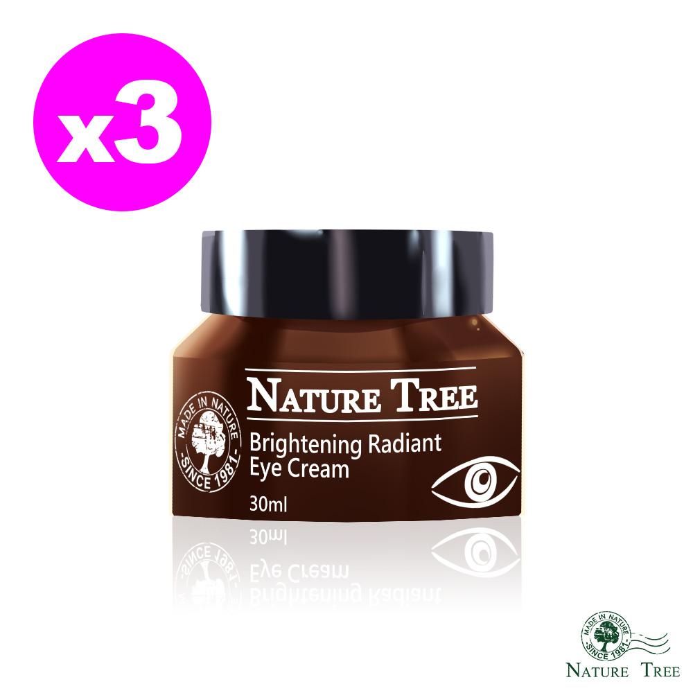 【Nature Tree】緊緻眼霜-經典撫紋 30ml 3入
