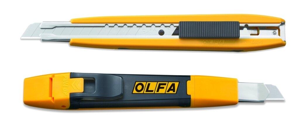 OLFA   DA-1   最新二合一小型美工刀 / 支
