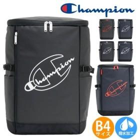 リュック Champion チャンピオン リュックサック バックパック デイパック バッグ スクエアリュック BOX メンズ レディース 男女兼用 ブランド