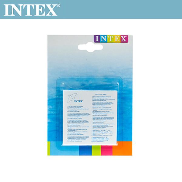 intex修補片6片裝(59631)