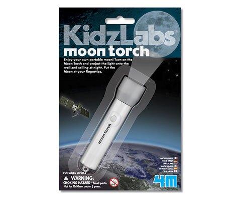 【4M】03310 月光投影燈 Moon Torch