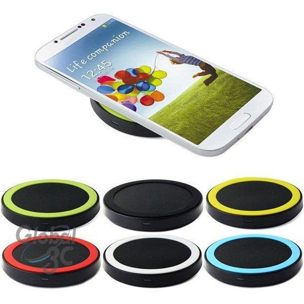 外銷版 品質最好 無線充電板 多色可選 QI無線充電 無線充電盤 三星 NOTE4 NOTE5 S6 S7 EDGE
