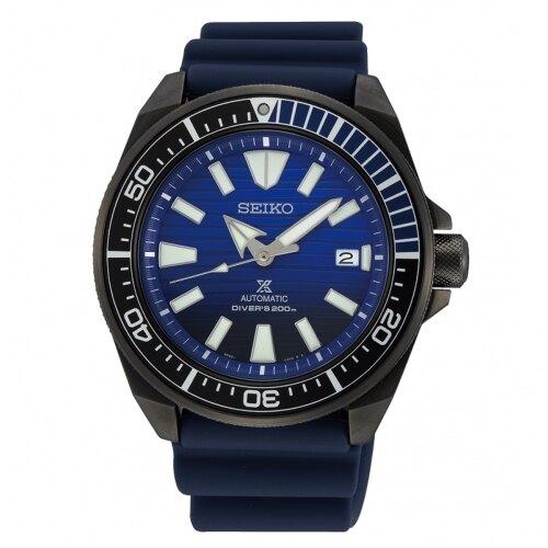 新年特惠4折起| SEIKO PROSPEX 愛海洋機械潛水時尚腕錶/4R35-01X0A/SRPD09J1|情人節寵愛禮