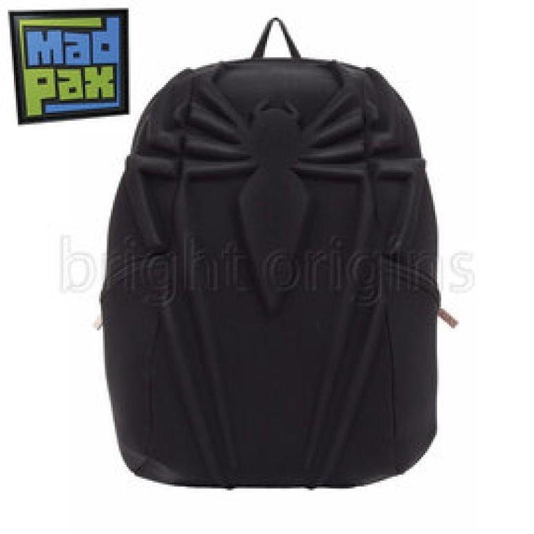 madpax時尚造型包-蜘蛛黑-大包(共兩色)