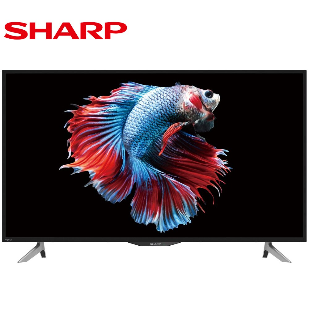 SHARP 夏普 4T-C40AH1T 電視 40吋 4K Ultra HD TV easy smart 智慧連網 【送貨到府不安裝】。影音與家電人氣店家東隆電器的東隆電器 首頁有最棒的商品。快到日本