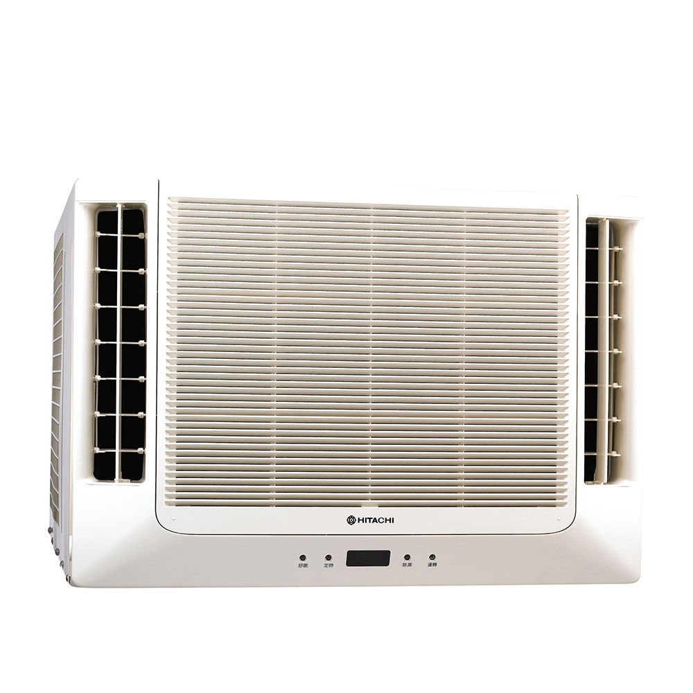 HITACHI 日立 雙吹式6-8坪定頻窗型冷專冷氣 RA-40WK-含基本安裝+舊機回收