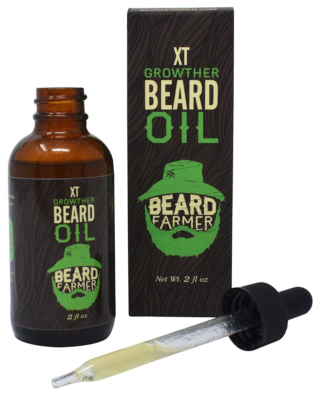【紳士用品專賣】美國 Beard Farmer 超強力天然育鬍油(XT加強版)