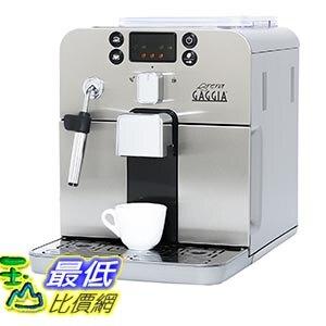 [美國直購] Gaggia Brera Superautomatic Espresso Machine, Silver 咖啡機
