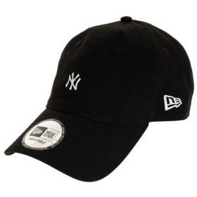 ニューエラ(NEW ERA) 9THIRTY クロスストラップ ノンウォッシュ コットン ツイル ニューヨーク・ヤンキース キャップ 11899255 (Men's)