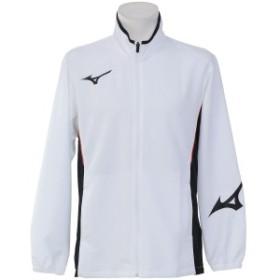 【セール】 ミズノ ラケットスポーツ ウインドアップ TSAオリジナルクロスシャツ 62JC8Z0101 ホワイト