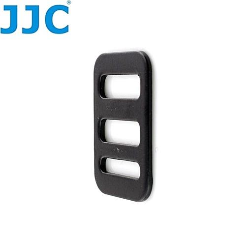 JJC金屬目字扣環(適同時用相機減壓背帶手腕帶防滑彈性背帶)金屬目字連接器金屬目環