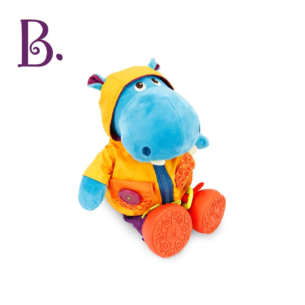 美國B.Toys 小河馬漢克(學習玩偶)