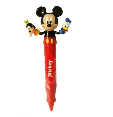 日本東京迪士尼樂園代購-米奇造型原子筆,自動鉛筆、中性筆/原子筆/鋼珠筆/自動筆/彩虹筆/色筆/鉛筆,X射線【C032576】