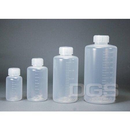 《SANPLATEC》塑膠細口瓶 Bottle, Narrow-Neck, PP Graduated