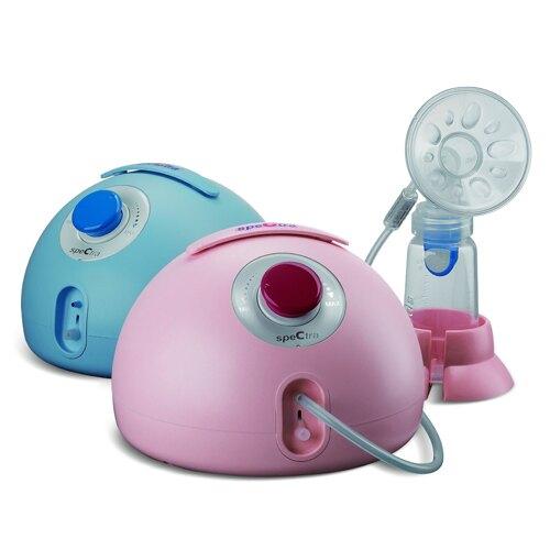 貝瑞克 第8代 雙邊吸乳器 - 藍『121婦嬰用品館』