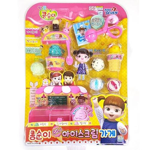 【崑山玩具X日韓精品】KONGSUNI 小荳娃娃 寵物店遊戲組