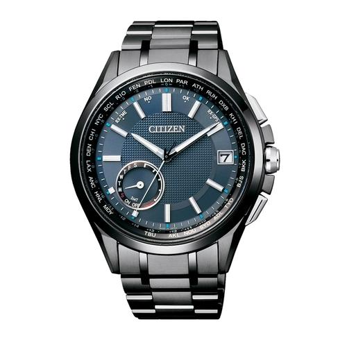 CITIZEN 星辰 40周年限定GPS衛星對時光動能鋼帶腕錶(CC3015-57L)